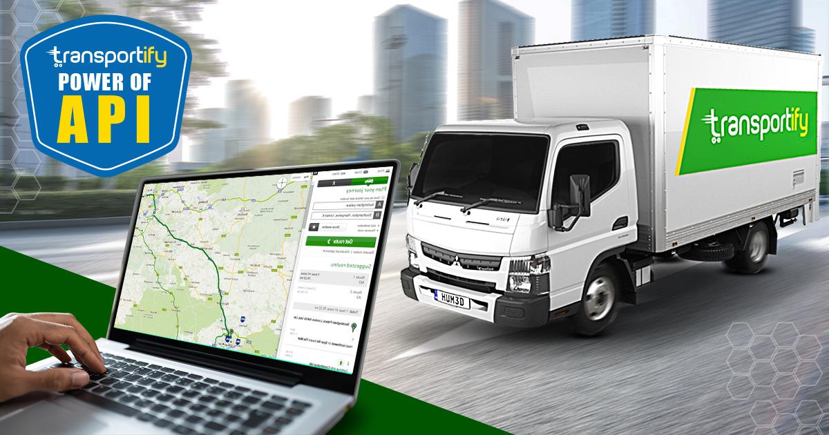 Delivery Optimization via Logistics Software and Freight API