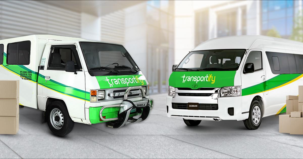 L300 and Van