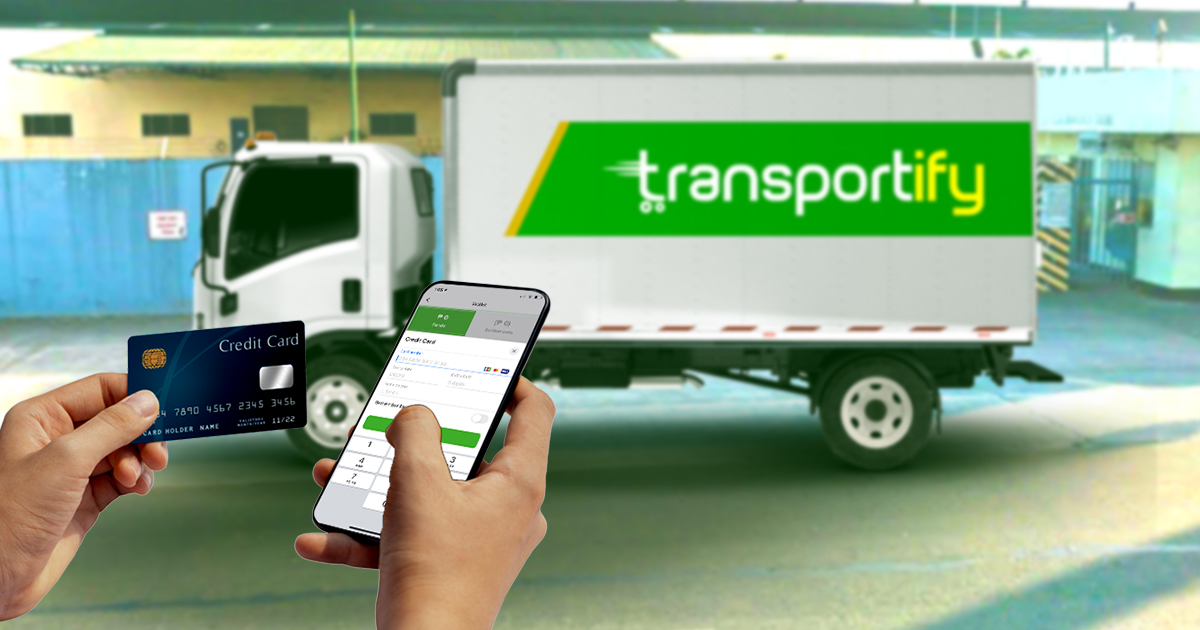 Modern Payment Solutions of a Trucking App