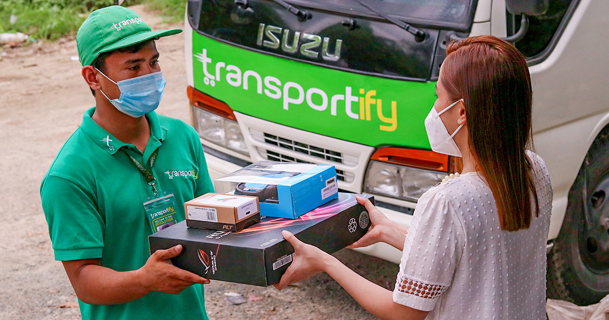 Package Delivery Logistics Services
