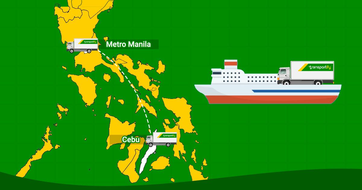 Interisland Roll On Roll Off Freight Transportation Services