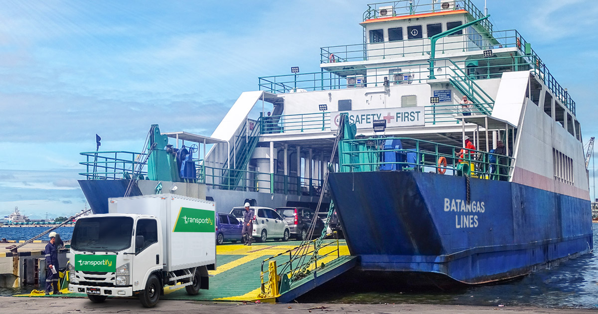 Roro (Roll On Roll Off) Heavy Freight Shipping
