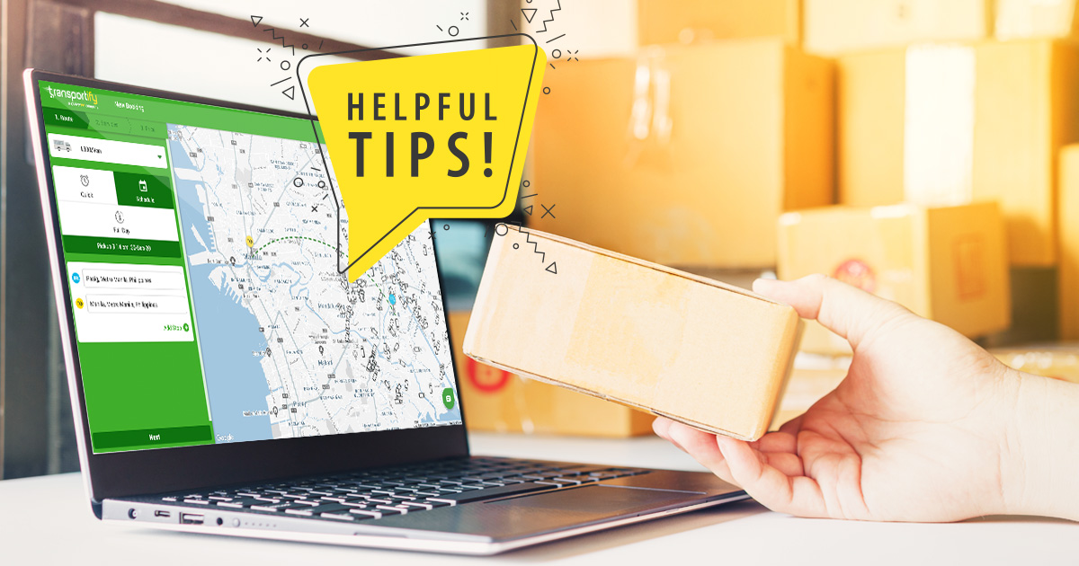 Helpful Logistics Management Tips from Transportify