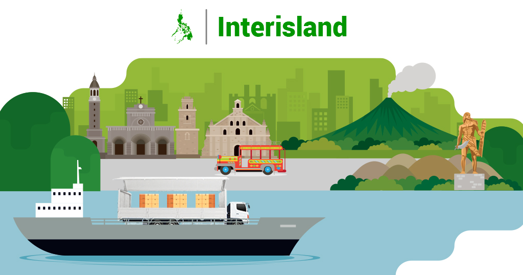 Standard Service for Interisland Trucking