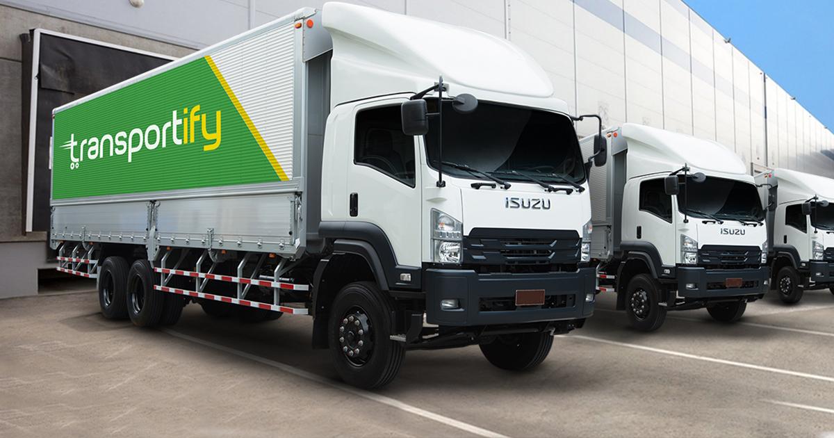 Freight Logistics Trucking Companies in Metro Manila