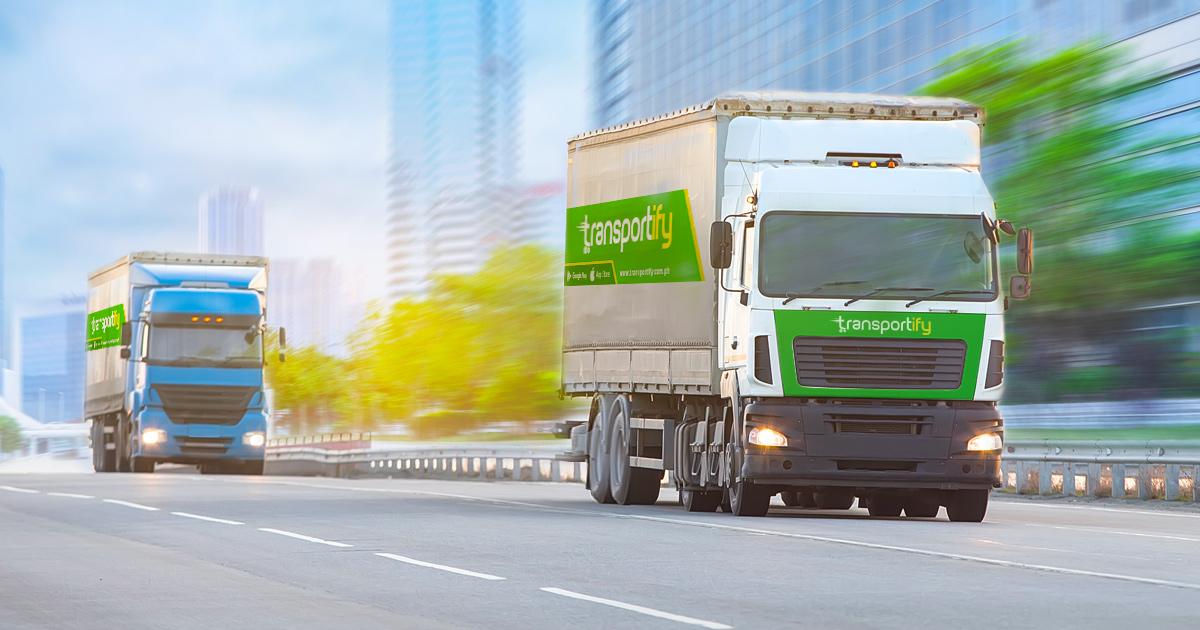 Inland Transportation Cargo Trucking Company