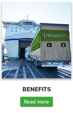Interisland Roro Benefits
