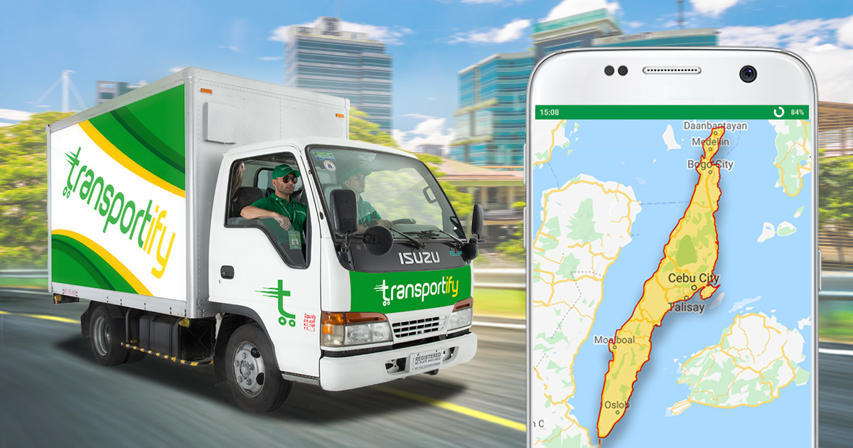 Cebu Delivery App For Business