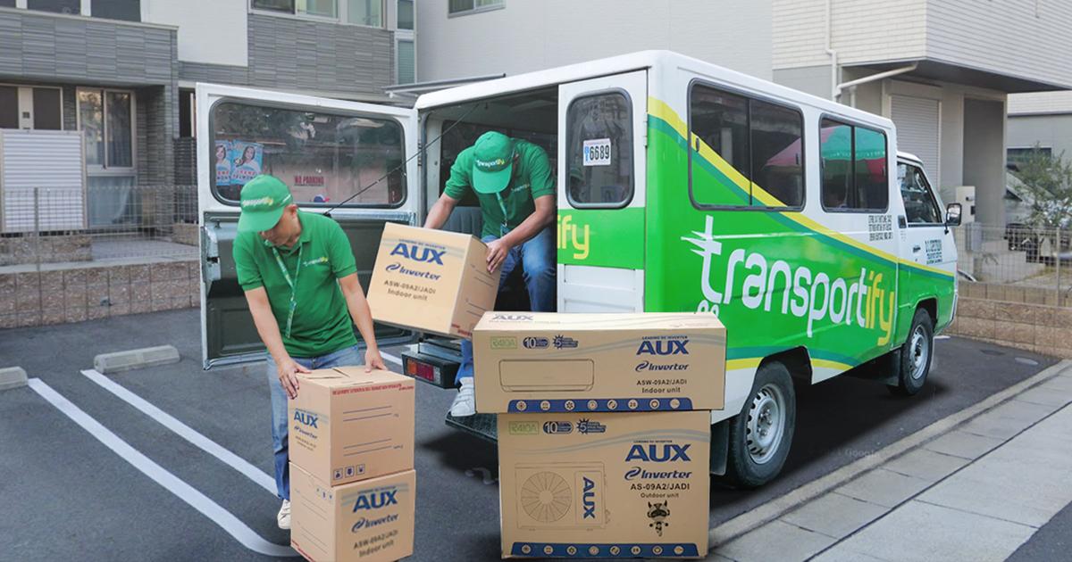 Fast Appliance Delivery Cebu