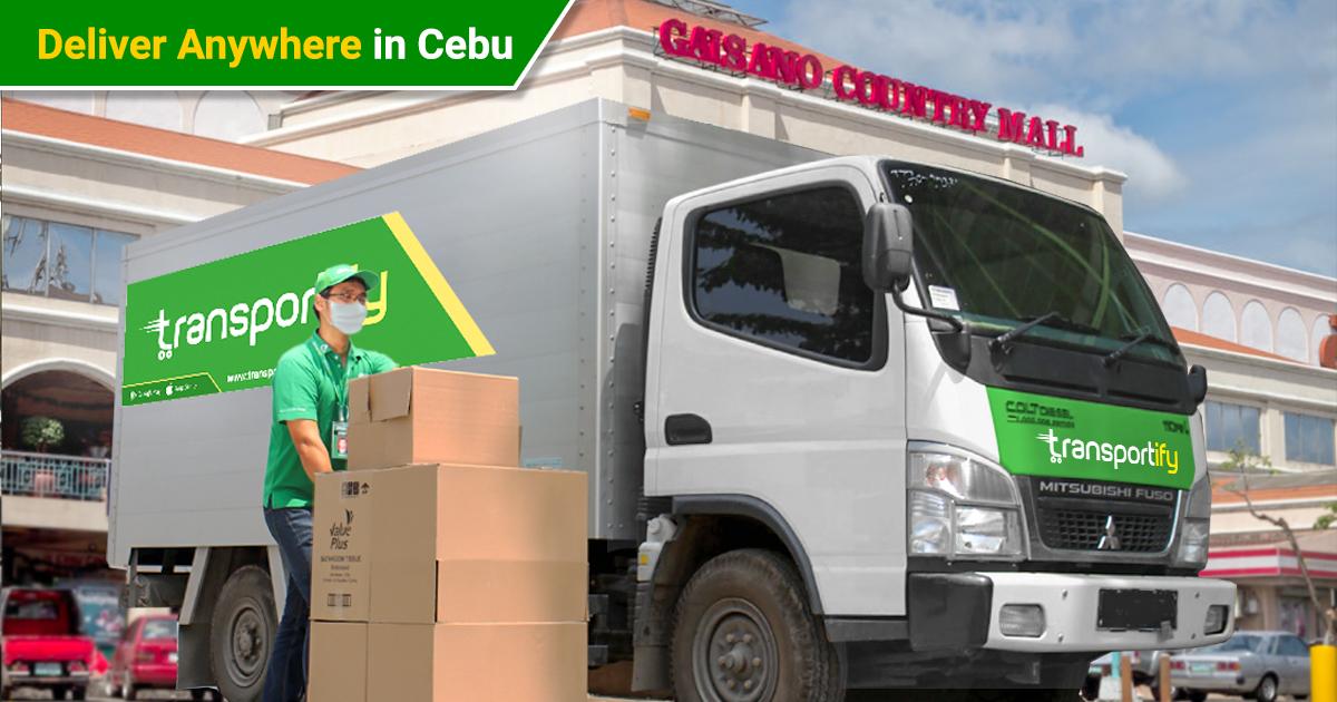 Business Logistics and Trucking Company in Cebu