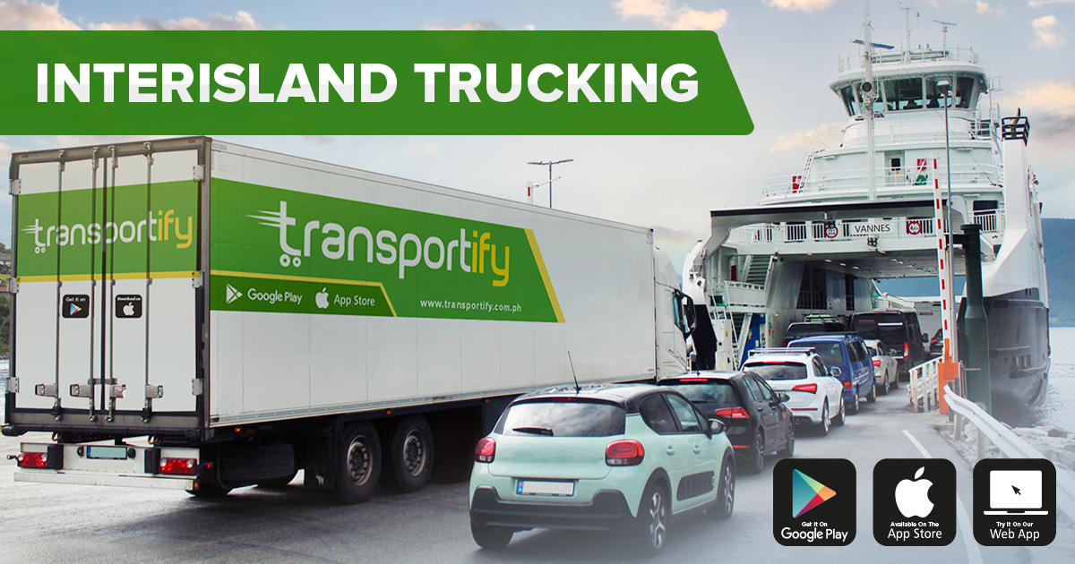 Transportify Offers Interisland Trucking Services Enabling Nationwide Reach