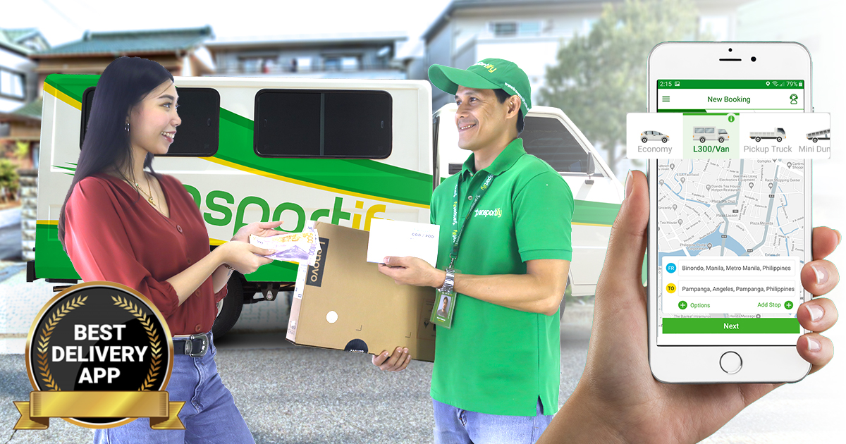 Apps for Delivery and Trucking Services in the Philippines