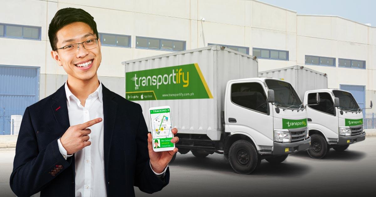Cebu Delivery Truck Booking App