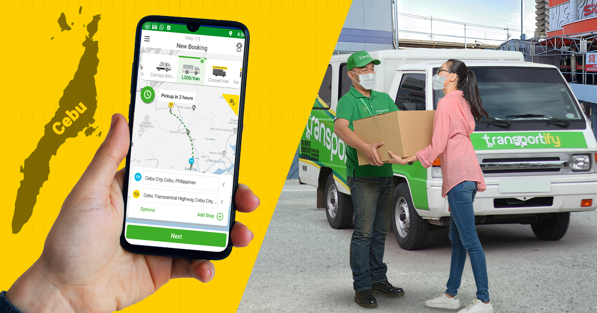 Express Delivery App In Cebu
