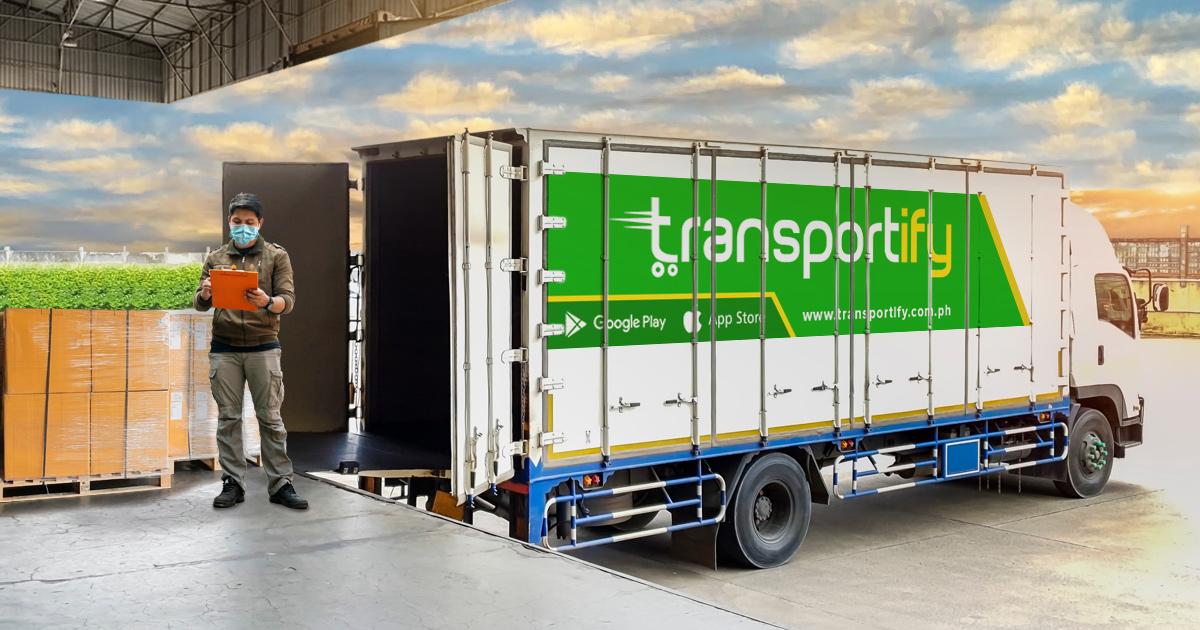 Truck Logistics Company For Local Shipment Operations