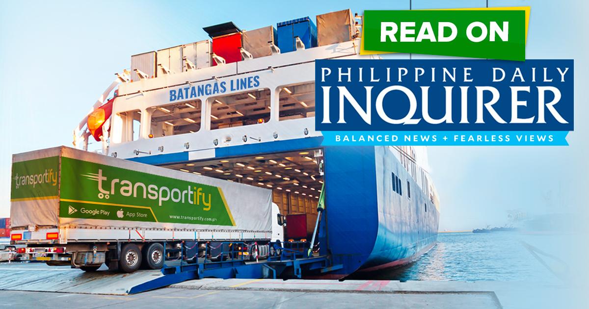 Transportify expands to VisMin via Interisland Trucking and Cebu launch
